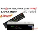 Mediαlink ML 1100 Full HD  Sat FTA IPTV
